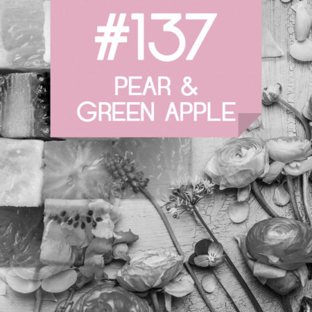 137 Pear Green Apple