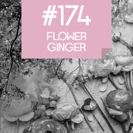 174 Flower Ginger