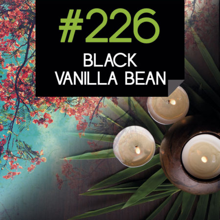 226 Black Vanilla Bean