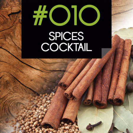 010 Spices Cocktail